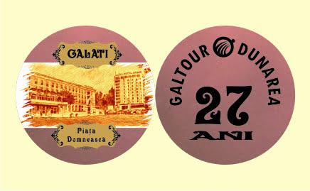 27 de ani de Galtour Dunarea